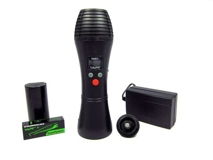 Buy  Vapir NO2 Vaporizer // Price;CAD $149.00 from Haze Smoke Shop of Vancouver Canada online and retail stores.
