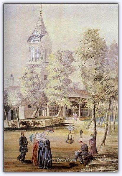 Süleyman Seyyid (1842 - 1913)   Osmanlı Dönemi Türk Ressamı -