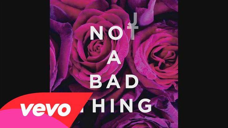 Justin Timberlake - Not a Bad Thing (Audio) Pure, sweet, pop goodness....makes me nostalgic for the 90's! :3