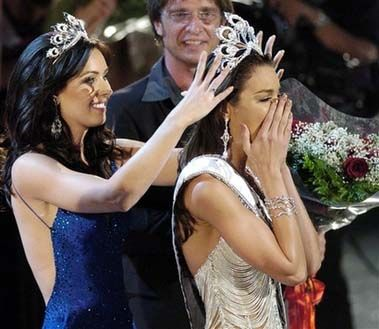 Thoughts of Miss Universe 2006