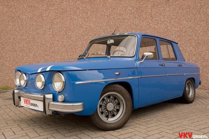 Renault R8 Gordini 1967