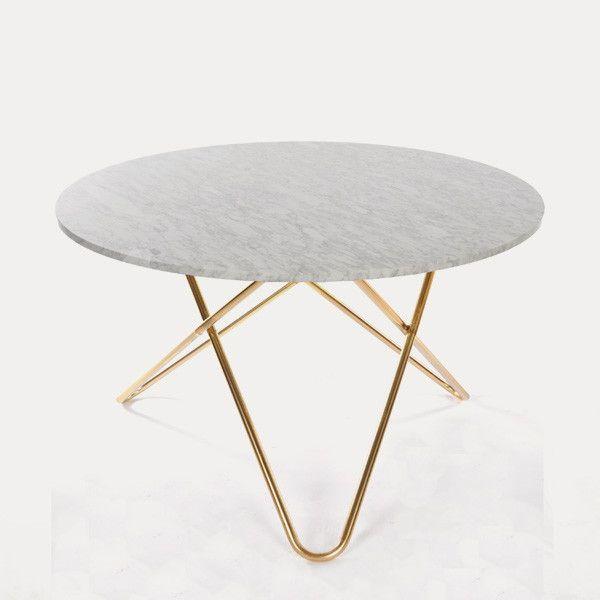 Stół Big O | OXDENMARQ | DESIGNZOO | Designzoo