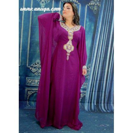 Robe pour mariage marocain pas cher
