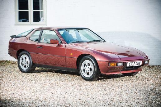 1986 Porsche 924 S - Silverstone Auctions