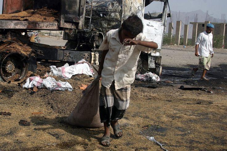 Fighting in Yemen is creating a humanitarian crisis - The Washington Post