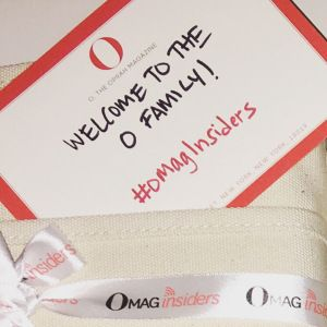 IT'S NO OPRIL FOOLS - YOU & O ON A CRUISE! JOKE'S UP –Now that we've made it almost all of the way through our second month as #OMagInsiders | The Inner Circle of #OMagazine... #OMagonHAL #Oprah #MakesMeWander