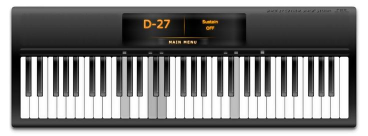 Have a budding musician? Let kids play with music with the website Virtual Piano.