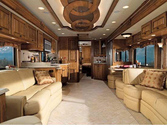 2010 Monaco Dynasty Luxury Motorhome Review Roaming