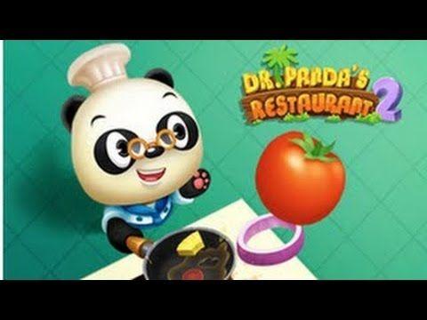 Dr Panda's Restaurant 2   Cooking App For Kids
