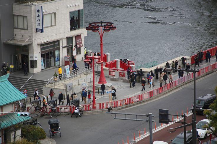 浅草文化観光センターからの眺め asakusa_sensoji (4)