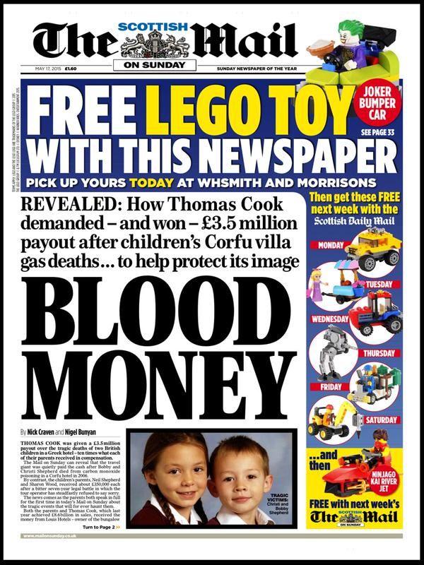 Scottish Mail on Sunday