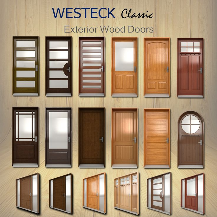 Introducing our line of WESTECK Classic Exterior Wood Doors! To read more or to download our brochure, please click here: http://www.westeckwindows.com/pdf/Westeck-Classic-Exterior-Wood-Doors.pdf