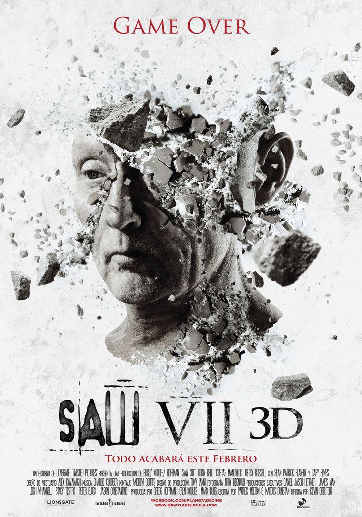 2010 - Saw VII 3D