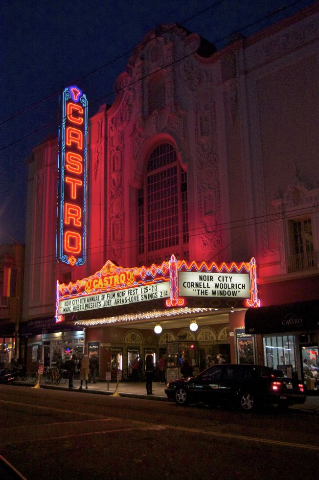 Castro Theater, San Francisco