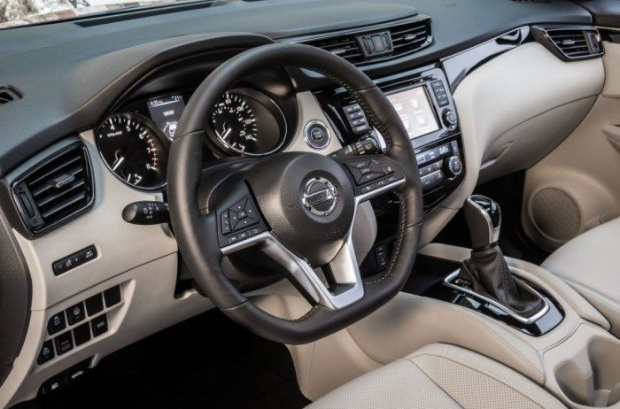 2019 Nissan Rogue Sport Dashboard And Device Nissan Rogue Nissan Nissan Rogue Interior