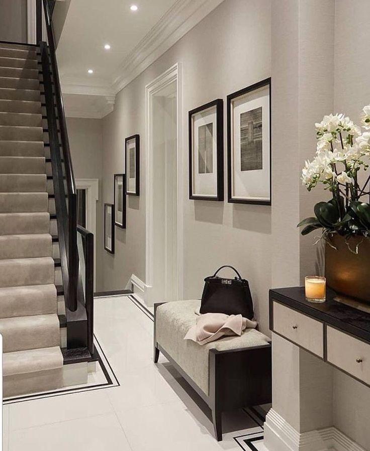 13 Entrance Hall Decoration Ideas Top Ideas In 2020 Hallway Designs Hall Decor Living Room Design Modern