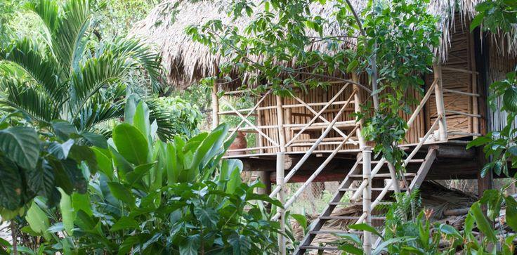 ecological bungalow Hotel de Barca de Oro – Las Penitas, Nicaragua