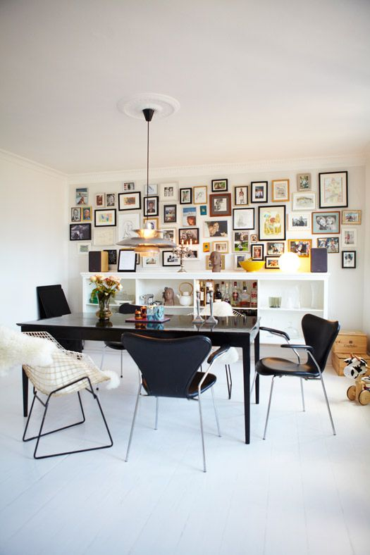 Those pictures are great! From ceiling to cabinet.   desire to inspire - desiretoinspire.net - StineHeilmann