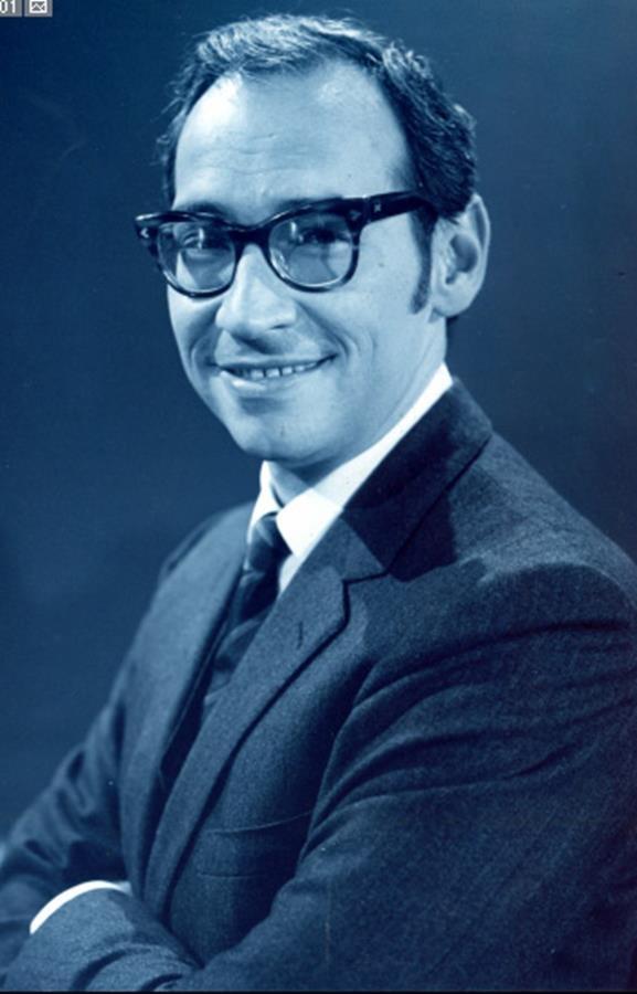 Renny Ottolina.....Animador # 1. Realizó destacadas campañas de concientización ciudadana en la década de los setenta del siglo XX.  Caracas, Venezuela.