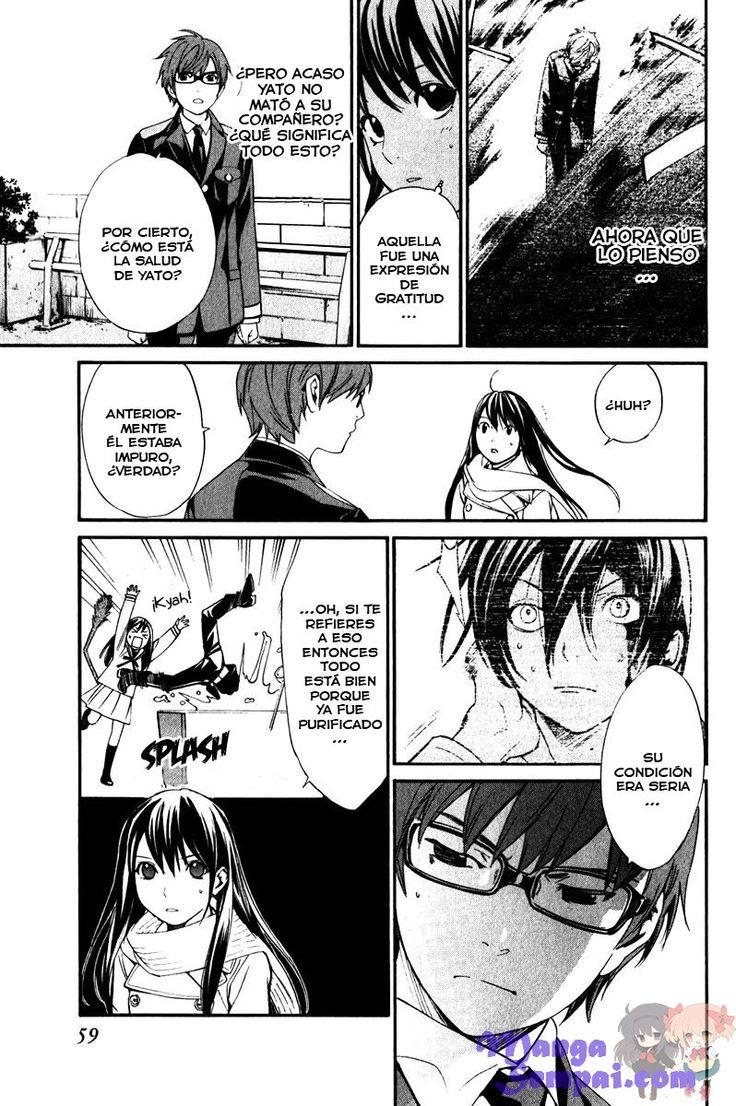 Ver Noragami 09 Manga Online - Manga Sempai