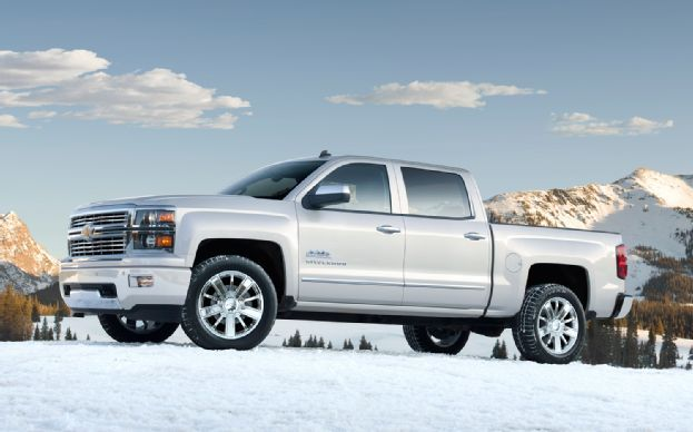 2014 Chevy High Country
