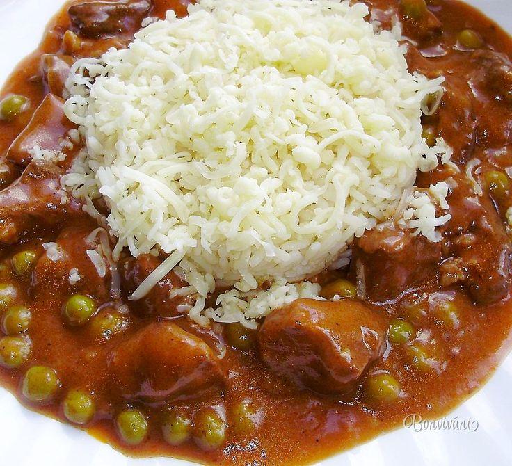 Mexický guláš - hov. predné