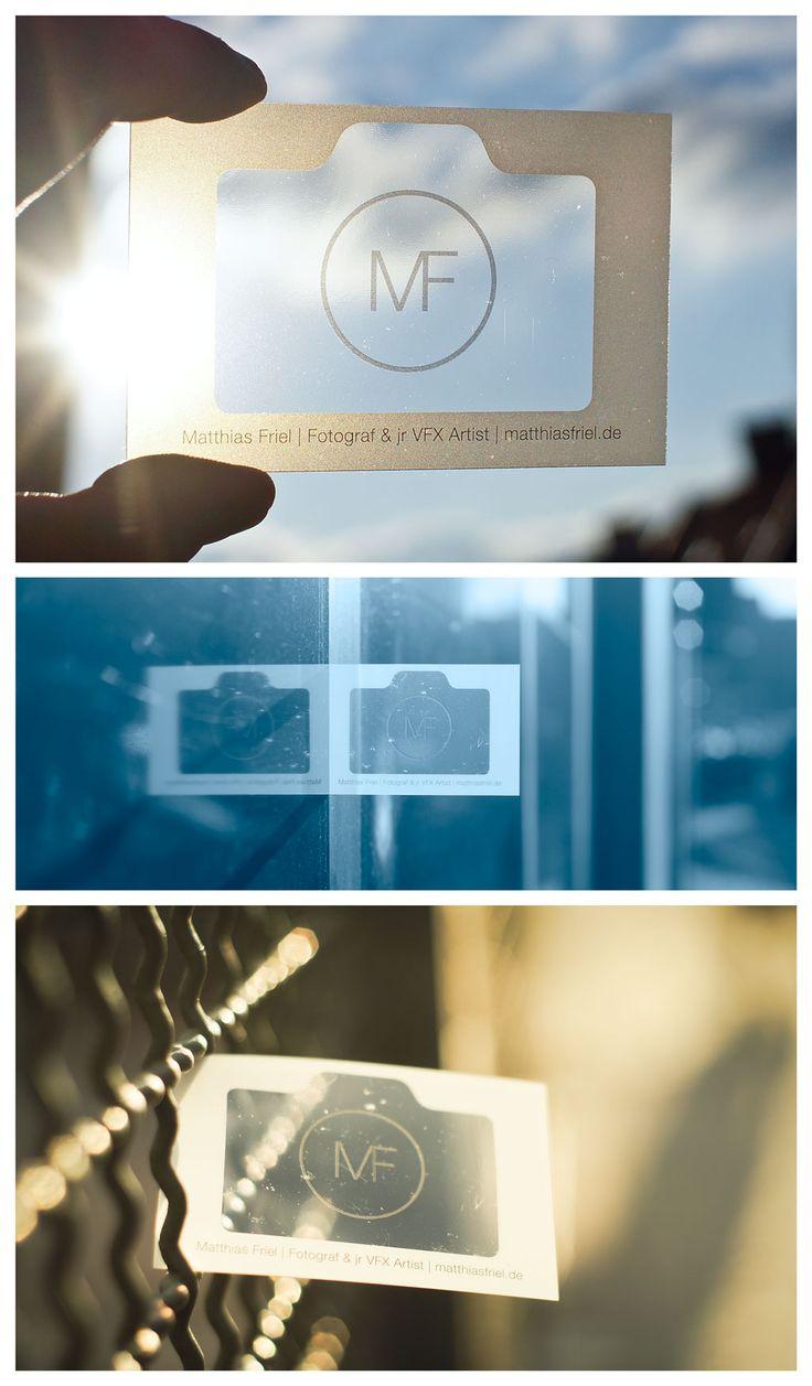 stylo photography business cards for matthiasfriel.de