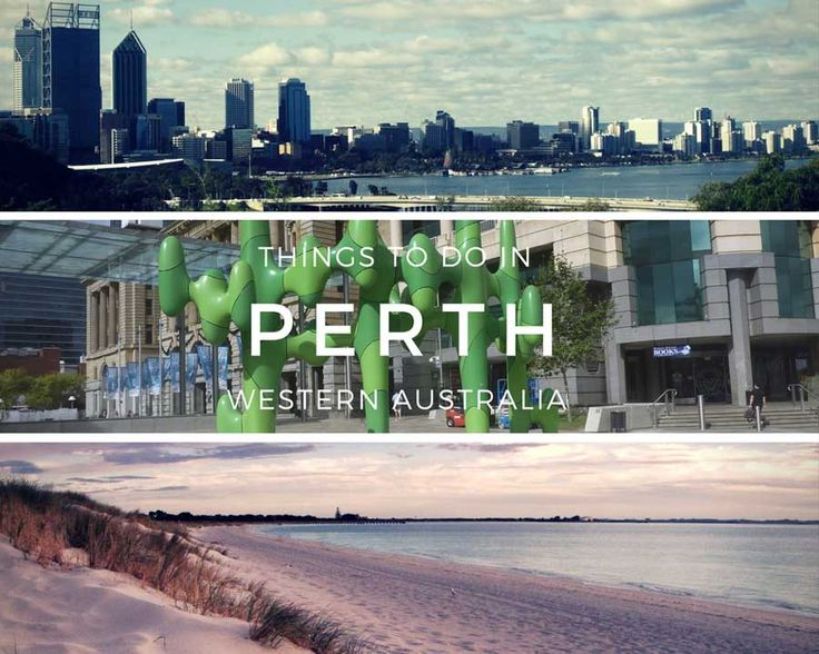 Find out what to do when visiting Perth in Western Australia.