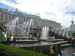 San Petersburgo, Palacio De Verano