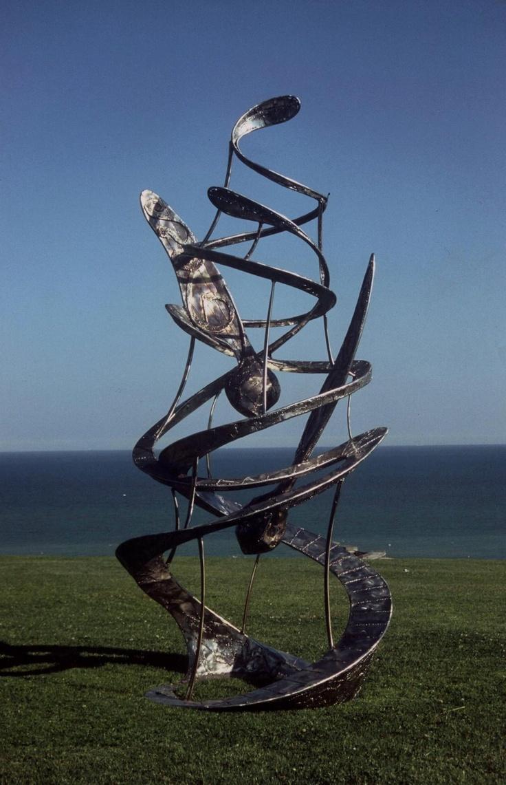Metal Art: Metal Sculpture - Abstract Art in Public Places
