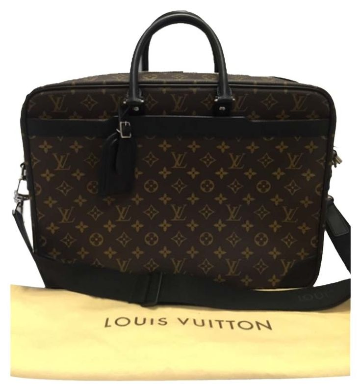 Louis Vuitton Porte-documents Voyage Gm. Comes With Dustbag Laptop Bag. Carry your laptop in style! The Louis Vuitton Porte-documents Voyage Gm. Comes With Dustbag Laptop Bag is a top 10 member favorite on Tradesy. Save on yours before they're sold out!