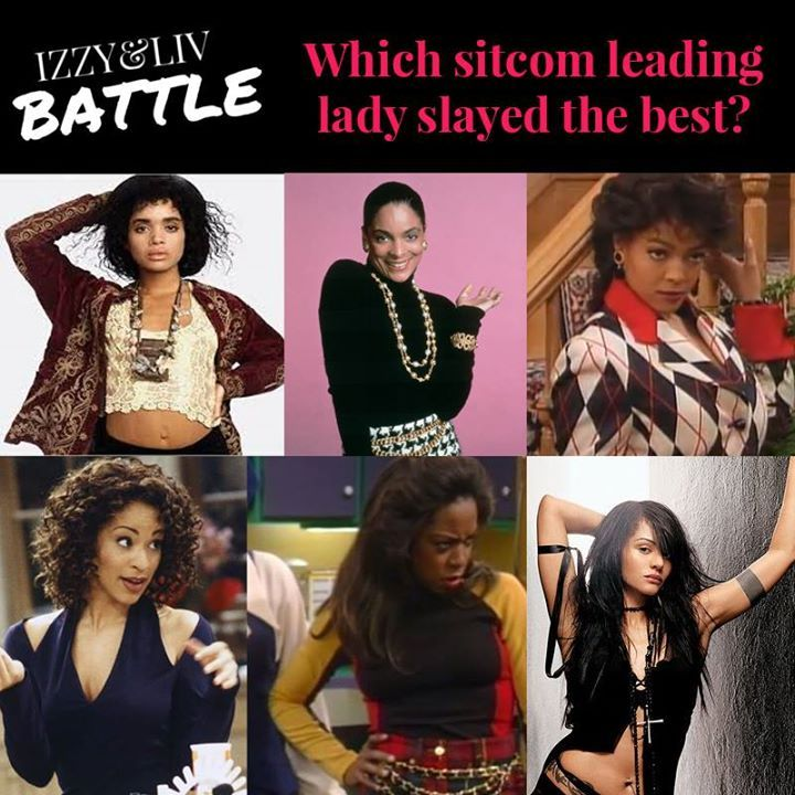 Sound off in the comments! - Denise from The Cosby Show - Whitley from  A Different World - Regine from Living Single - Hillary from The Fresh Prince of Belair - Pam from Martin - Lynn from Girlfriends - http://ift.tt/1HQJd81
