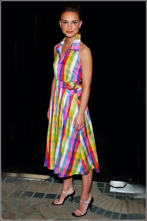Natalie Portman Height 5 3 Quot 1 60 M Weight 110 Lbs