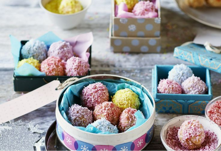 Children of all ages will love creating these from scratch.