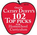 Cathy Duffy's 102 Top Picks for Homeschool Curriculum - Monarch, online curriculum subscriptions
