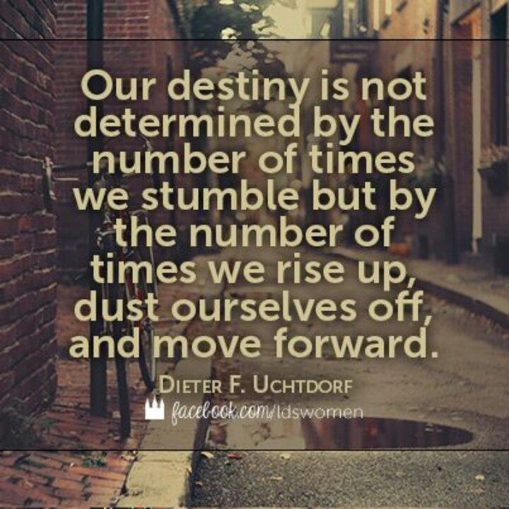 Inspirational Quotes Destiny: Our Destiny Quotes. QuotesGram