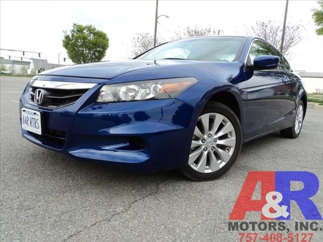 2011 Honda Accord EX-L COUPE - PORTSMOUTH VA