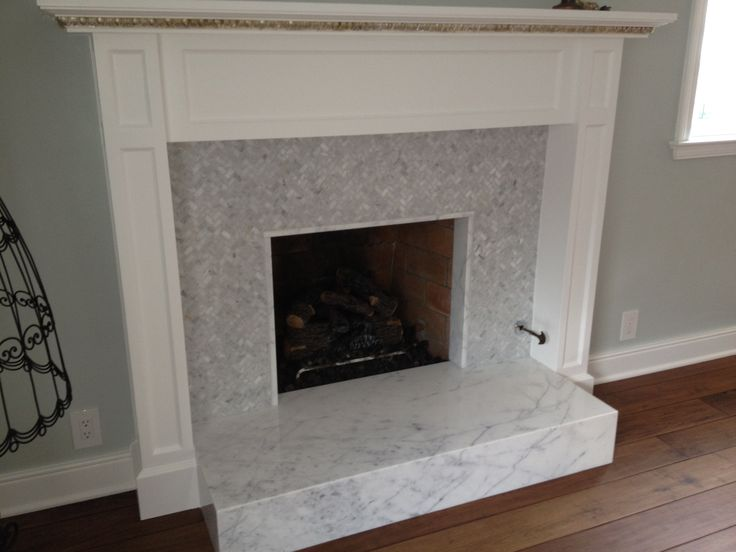 33 best herringbone fire hearth images on Pinterest | Fireplace ...