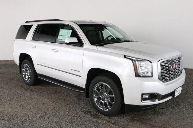 Research The 2018 Gmc Yukon Denali In Eau Claire Wi At Markquart Motors View Pictures Specs And Pricing On Our Huge Sele Gmc Yukon Denali Gmc Yukon Gmc Suv
