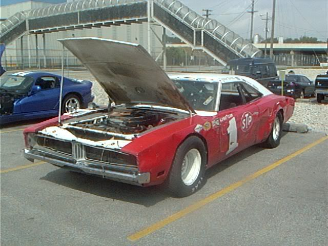 Car Racing Modeling