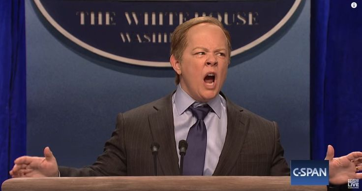 "Spicey is back — and this time, dressed like the Easter bunny.  Melissa McCarthy returned to Saturday Night Live this week to play Sean Spicer, where the jokes focused around his comments made earlier this week about Hitler and the Holocaust.  ""Everybody shut up so I can apologize,""... http://usa.swengen.com/melissa-mccarthy-returns-as-sean-spicer-in-easter-bunny-suit-on-snl/"