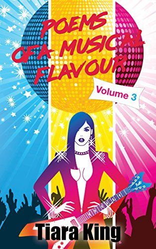 JDS - Introducing Poems Of A Musical Flavour: Volume 3  - http://amzn.to/2qyMvNq