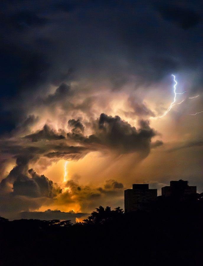 Angry Skies - Singapore