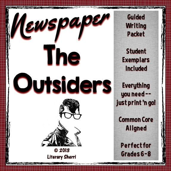 an analysis of s e hintons book the outsiders This is one of my favorite books of all time the outsiders is so good just try it out for yourselves and you will see until next time lets do it for johnn.