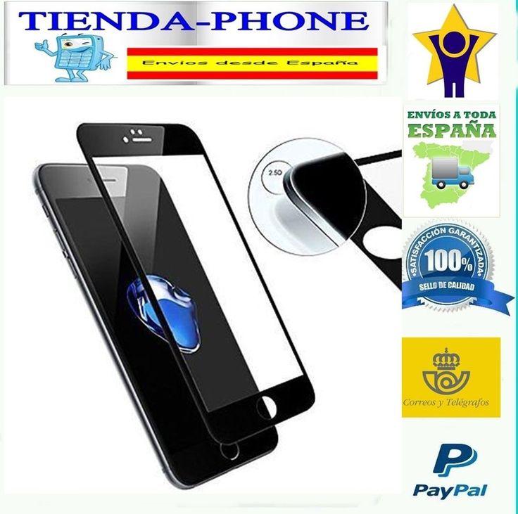 "Protector Pantalla Cristal Templado para iPhone 6 6S - 4,7"" - Premium 9H"