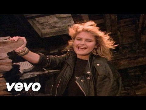Alison Moyet - Is This Love? - YouTube