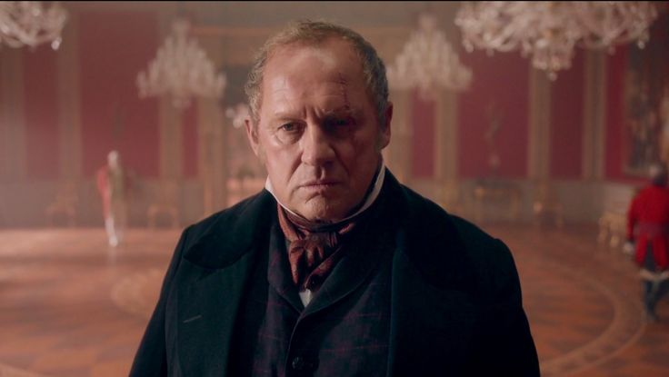 Duke of Cumberland (Peter Firth)