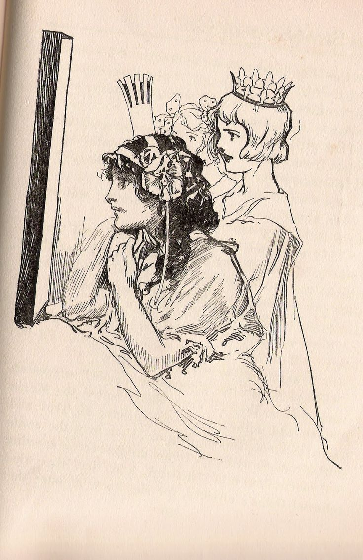 Notice How Ozma Looked More Like The Tv Version Of Dorothy :) Ozma And  Dorothy