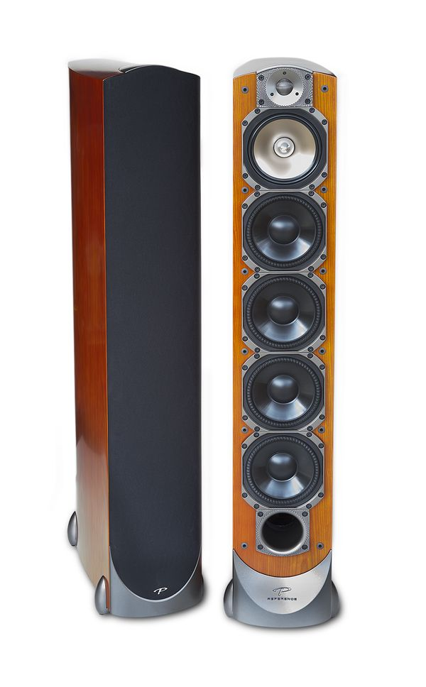 paradigm reference signature s8 loudspeaker a compact. Black Bedroom Furniture Sets. Home Design Ideas