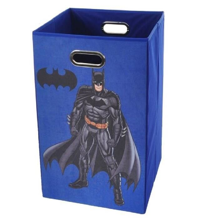 Batman Folding Laundry Basket